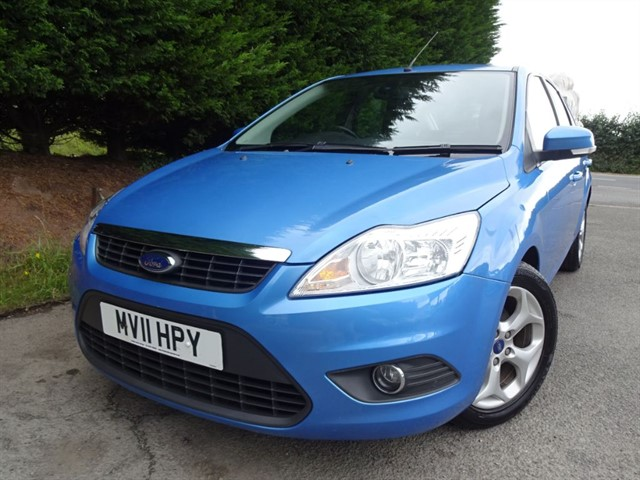 used Ford Focus Sport (100bhp) in herefordshire-for-sale