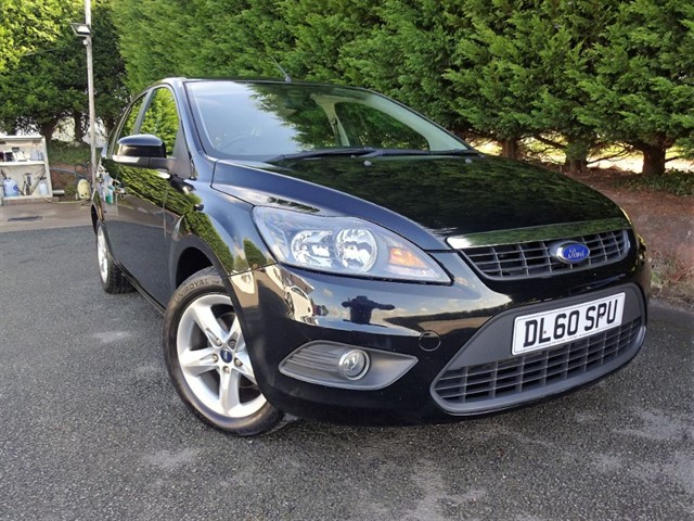 used Ford Focus Zetec (100bhp) in herefordshire-for-sale