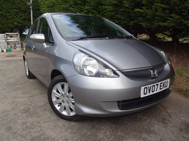 used Honda Jazz DSI SE (82bhp) (Automatic) in herefordshire-for-sale