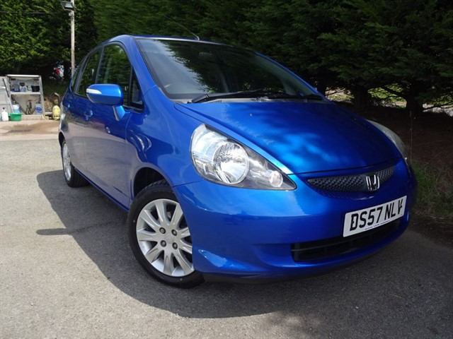 used Honda Jazz DSI SE (82bhp) in herefordshire-for-sale