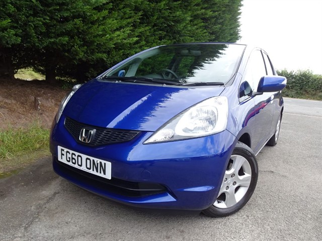 used Honda Jazz I-VTEC ES in herefordshire-for-sale