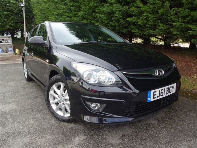 used Hyundai i30 CRDI Comfort (115bhp) in herefordshire-for-sale