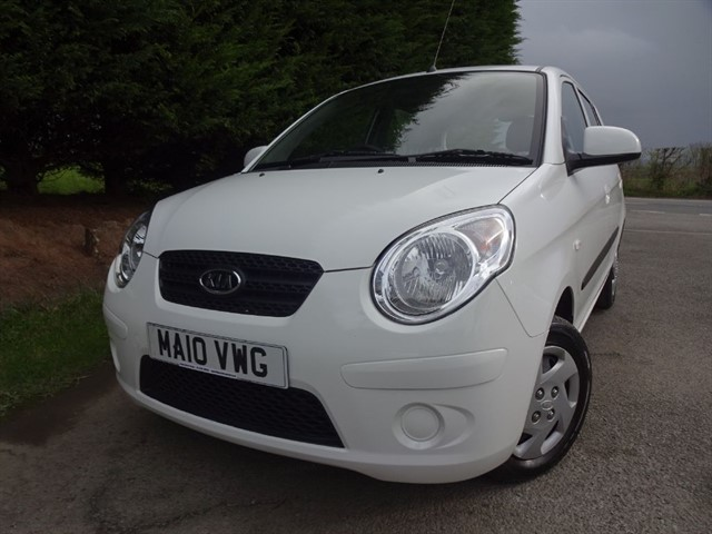 used Kia Picanto Level 1 (60bhp) in herefordshire-for-sale