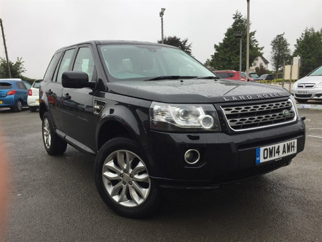 used Land Rover Freelander TD4 SE (150bhp) (AWD) in herefordshire-for-sale