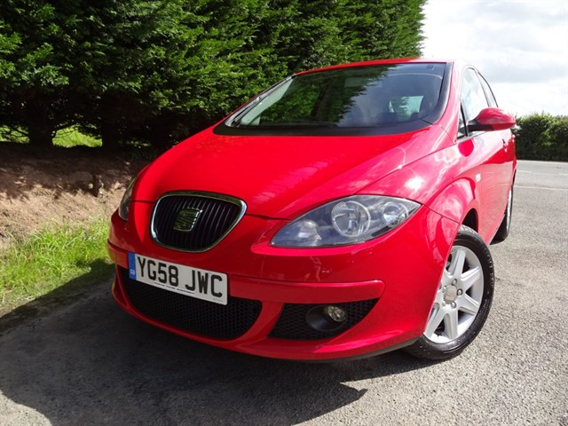 used SEAT Altea TDI Stylance (105bhp) in herefordshire-for-sale