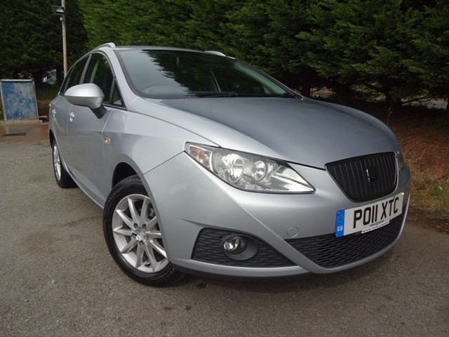 used SEAT Ibiza TDI Ecomotive SE (Estate) (75bhp) in herefordshire-for-sale
