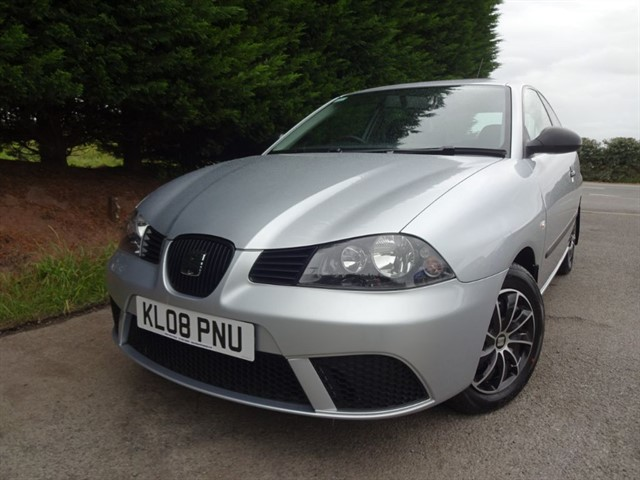 used SEAT Ibiza TDI Ecomotive (80bhp) in herefordshire-for-sale