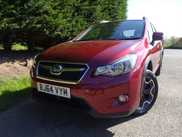 used Subaru XV D SE (150bhp) (AWD) in herefordshire-for-sale