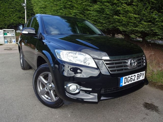 used Toyota RAV4 D-4D XT-R (150bhp) (4WD) in herefordshire-for-sale