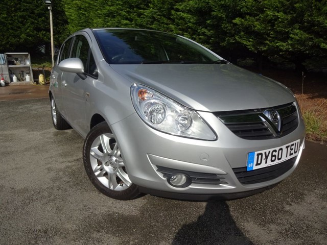 used Vauxhall Corsa SE (100bhp) in herefordshire-for-sale