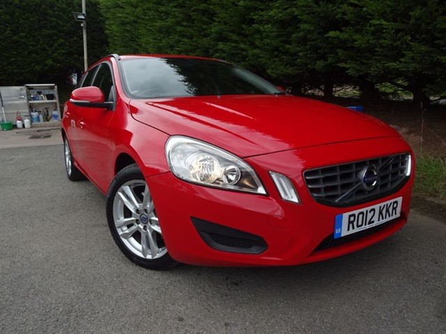 used Volvo V60 D3 ES (160bhp) (Automatic) in herefordshire-for-sale