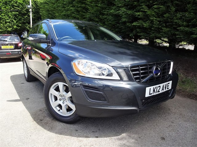 used Volvo XC60 D3 SE (160bhp) (AWD) in herefordshire-for-sale