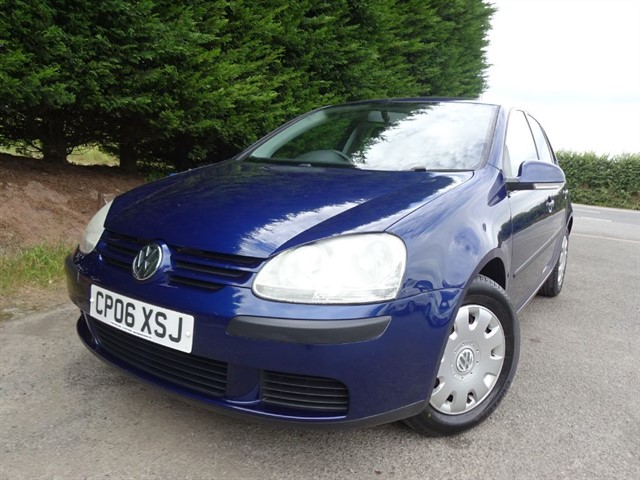 used VW Golf S FSI in herefordshire-for-sale