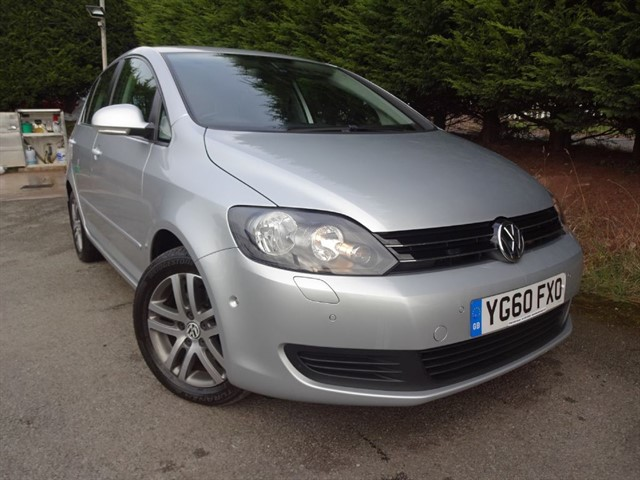 used VW Golf Plus TDI SE (105bhp) in herefordshire-for-sale
