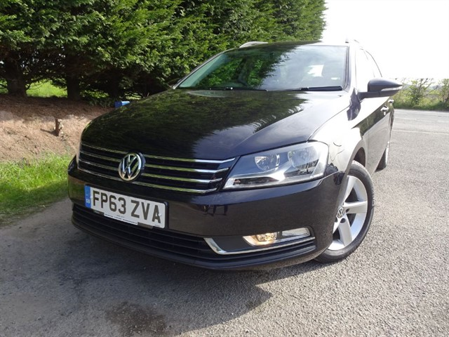 used VW Passat TDI S Bluemotion-Tech (105bhp) in herefordshire-for-sale