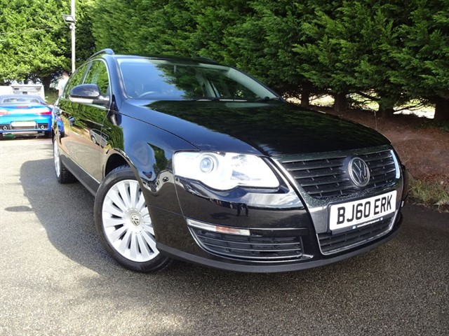 used VW Passat TDI Highline Plus (110bhp) in herefordshire-for-sale