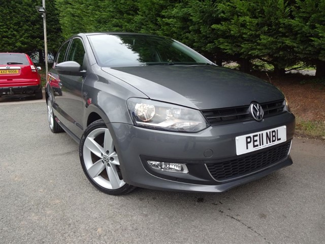 used VW Polo TDI SEL (90bhp) in herefordshire-for-sale