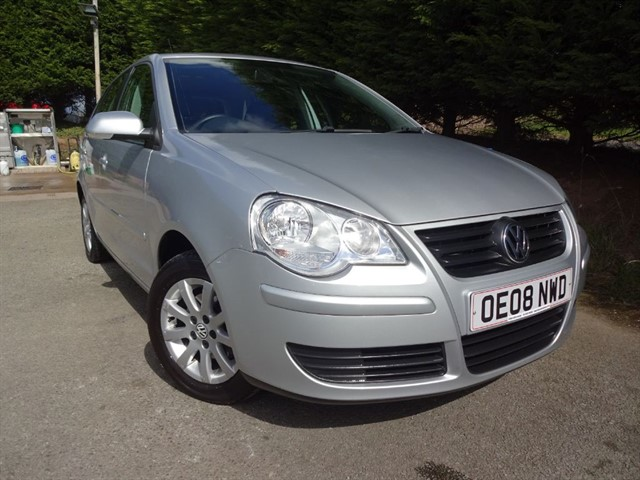 used VW Polo SE (80bhp) in herefordshire-for-sale