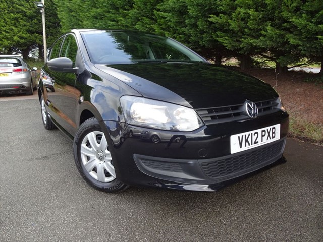 used VW Polo S (70bhp) in herefordshire-for-sale