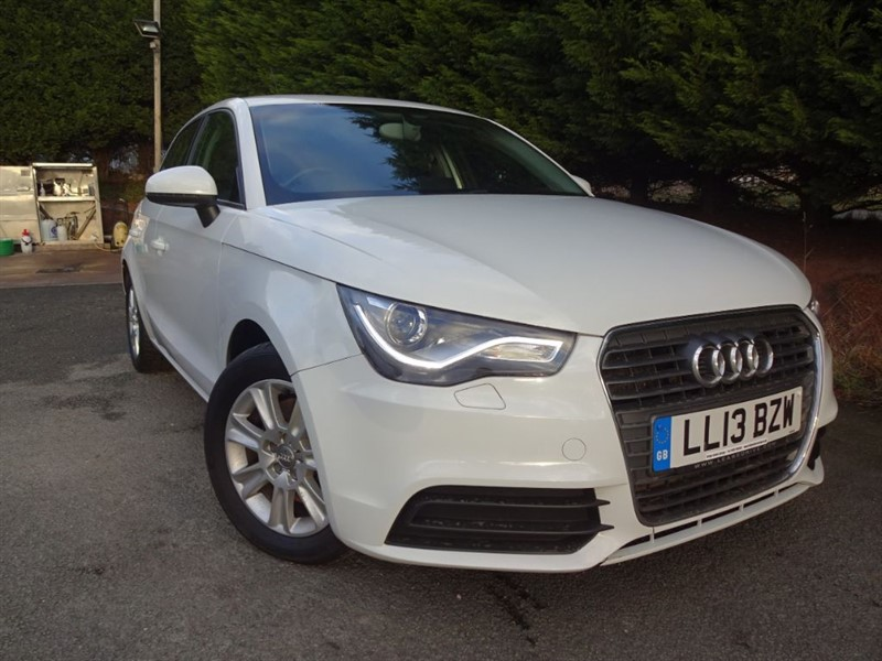 used Audi A1 TDI SE (105bhp) (Nav) in herefordshire-for-sale