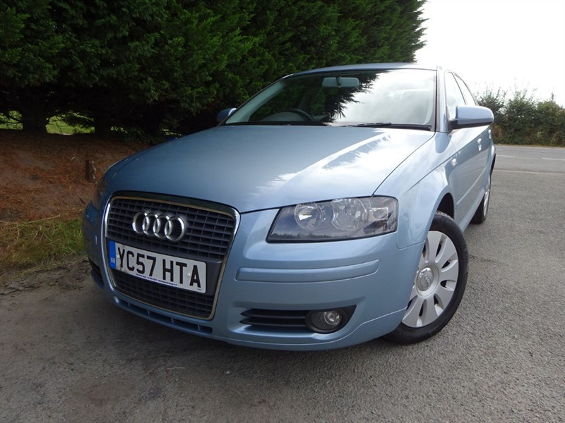 used Audi A3 Special Edition (100bhp) in herefordshire-for-sale