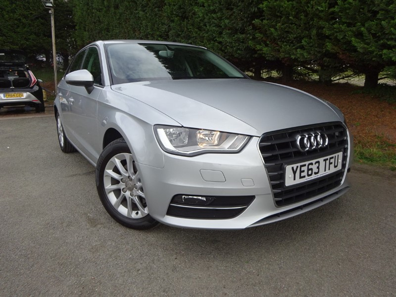 used Audi A3 TFSI SE (120bhp) in herefordshire-for-sale