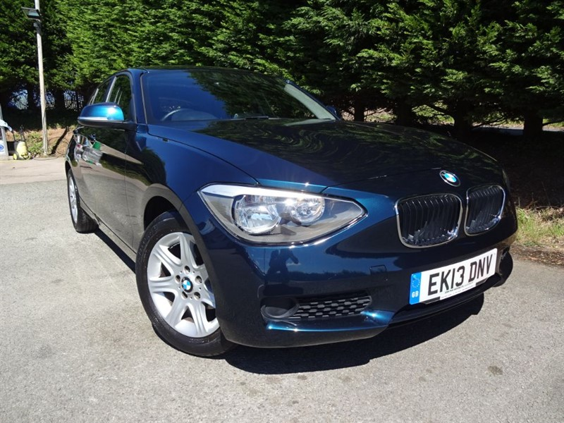 BMW 114d for sale