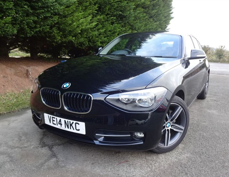 used BMW 116d Sport (115bhp) in herefordshire-for-sale