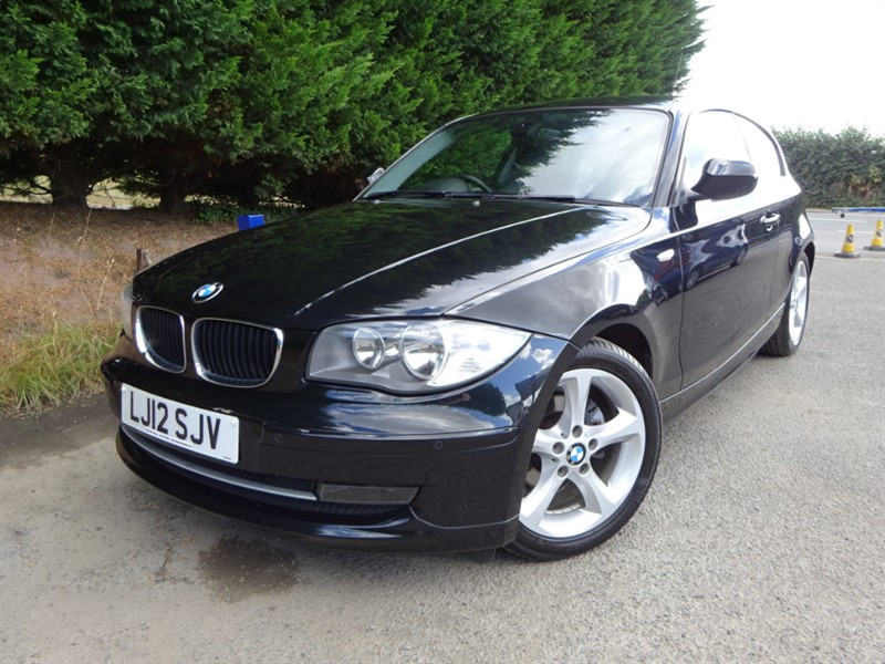 used BMW 116i SE (120bhp) in herefordshire-for-sale