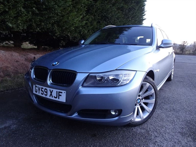 used BMW 318i SE Business Edition Touring (140bhp) (Estate) in herefordshire-for-sale
