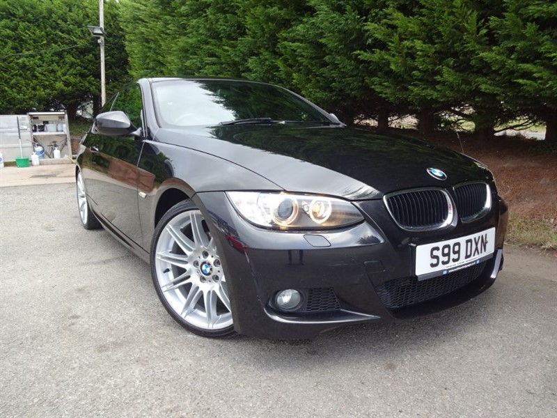 used BMW 320d M-Sport (174bhp) in herefordshire-for-sale