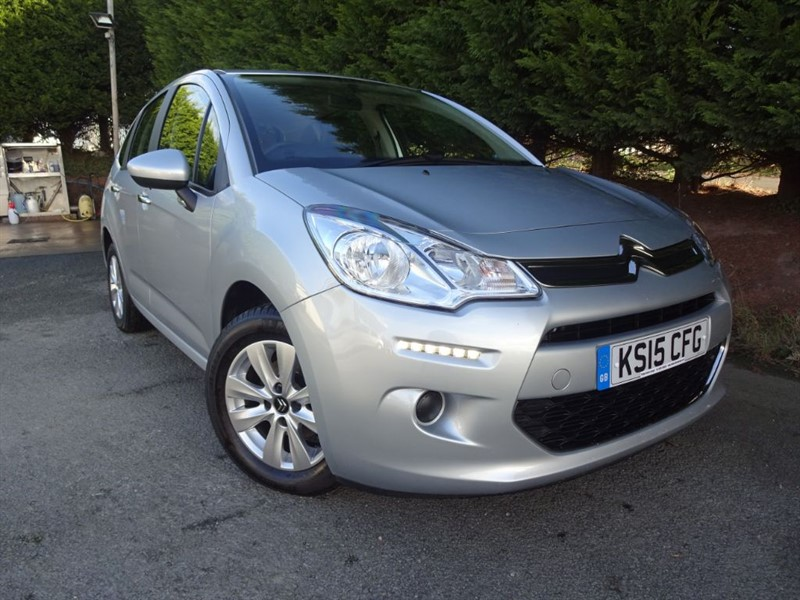 used Citroen C3 Puretech VTR Plus (67bhp) in herefordshire-for-sale