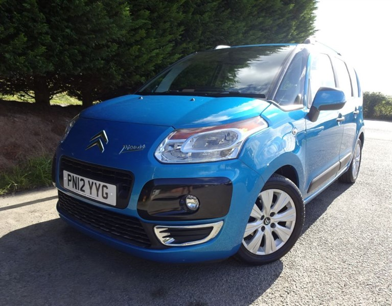 used Citroen C3 Picasso HDI VTR Plus (90bhp) in herefordshire-for-sale