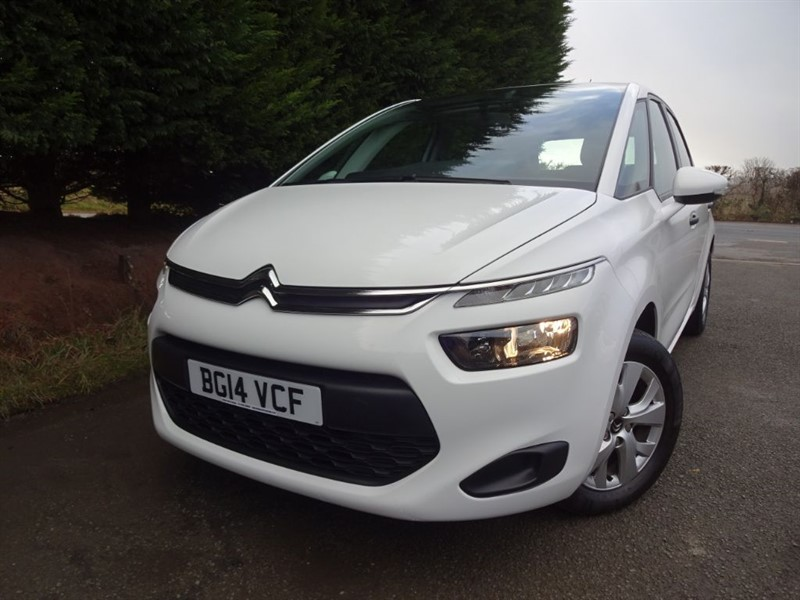 used Citroen C4 Picasso HDI VTR (90bhp) in herefordshire-for-sale