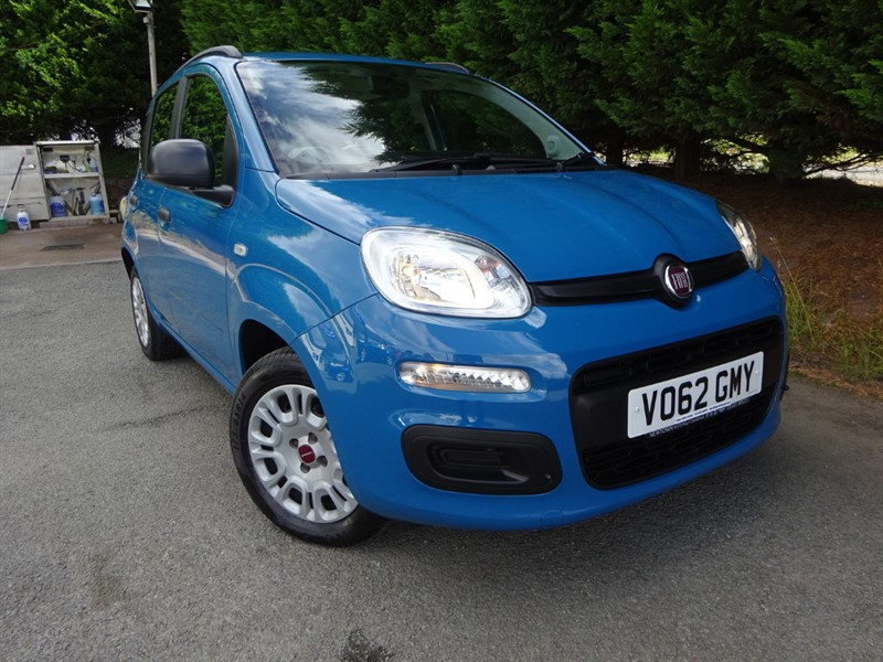used Fiat Panda Easy (70bhp) in herefordshire-for-sale