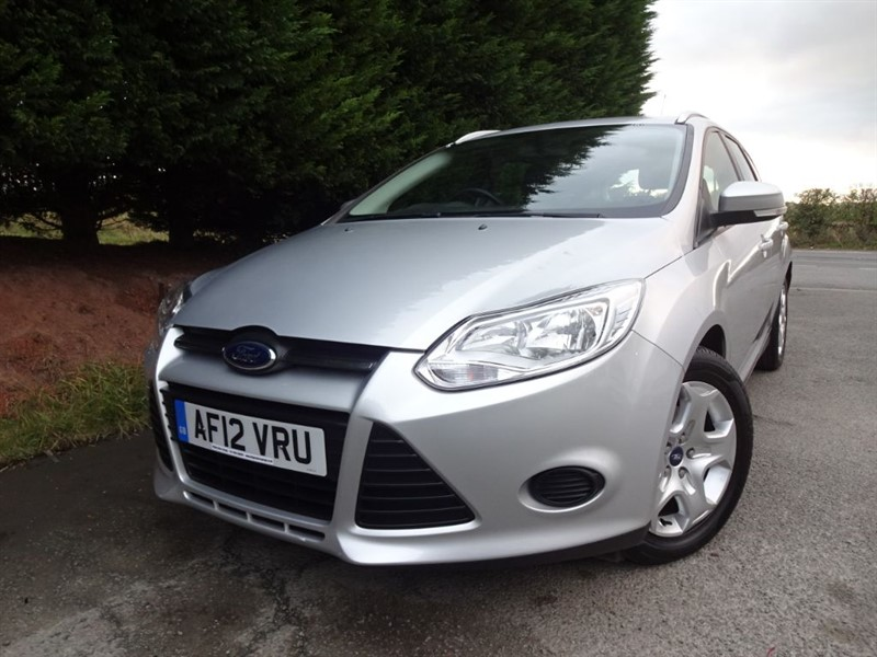 used Ford Focus TDCI TDCI (115bhp) (Estate) in herefordshire-for-sale