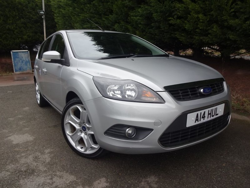used Ford Focus TDCI Titanium (115bhp) (Estate) in herefordshire-for-sale