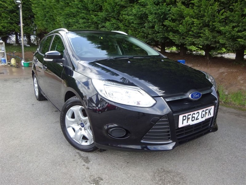 used Ford Focus TDCI Edge (95bhp) (Estate) in herefordshire-for-sale