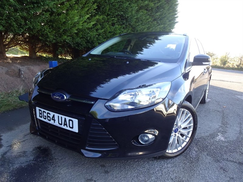 used Ford Focus ZETEC TDCI in herefordshire-for-sale