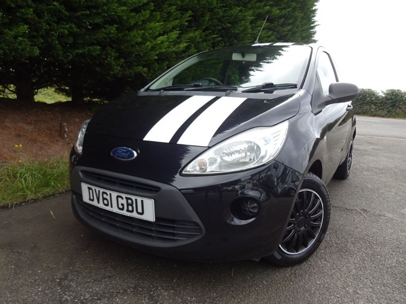 used Ford KA Studio (70bhp) in herefordshire-for-sale