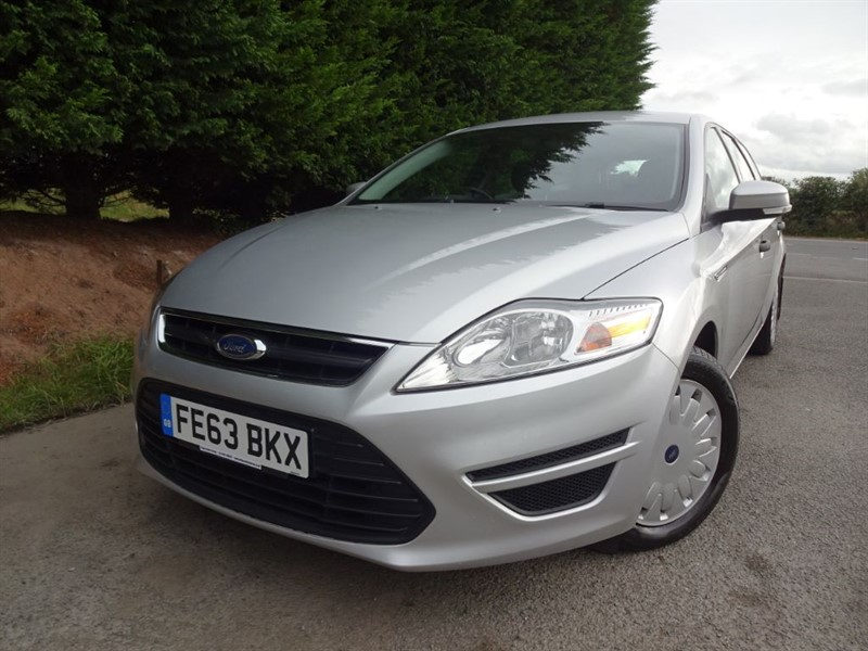 used Ford Mondeo TDCI Edge (115bhp) (Estate) in herefordshire-for-sale