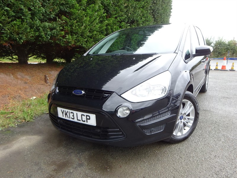 used Ford S-Max TDCI Zetec (115bhp) (7 x Seats) in herefordshire-for-sale