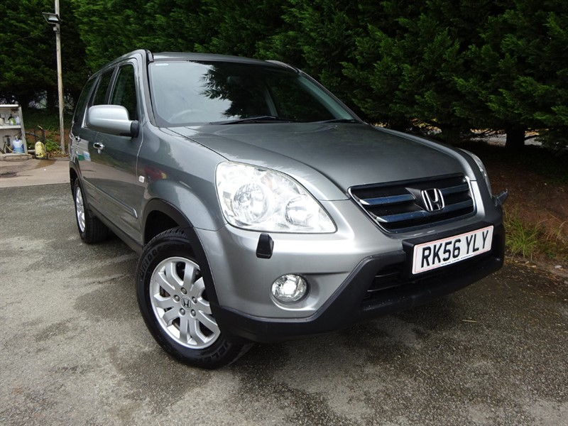 used Honda CR-V CTDI Sport (AWD) (140bhp) in herefordshire-for-sale