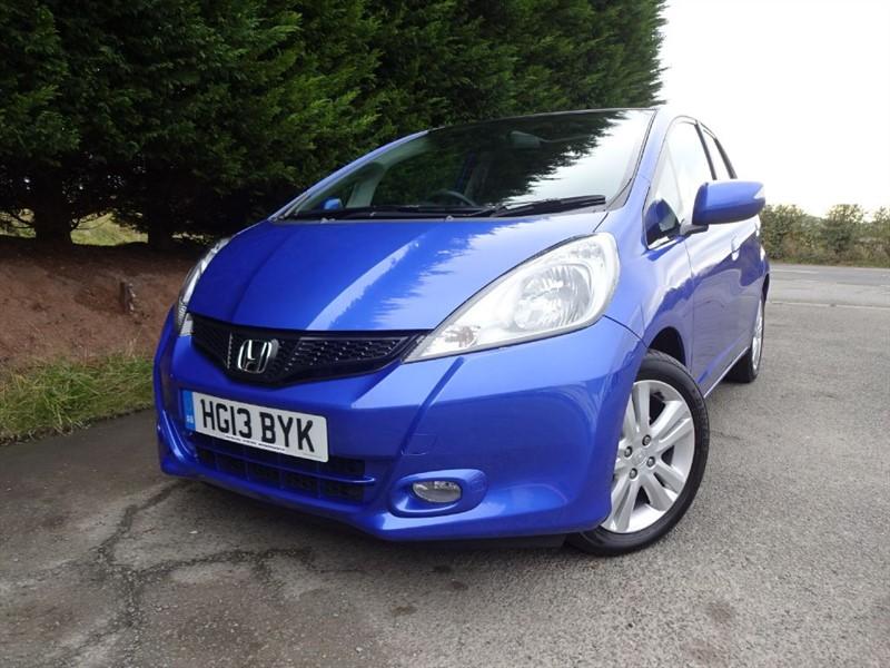 used Honda Jazz I-VTEC EX in herefordshire-for-sale