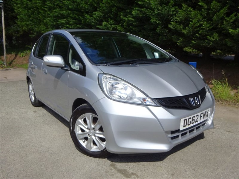 used Honda Jazz I-VTEC ES (100bhp) in herefordshire-for-sale