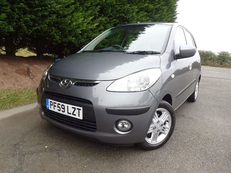 used Hyundai i10 Comfort (77bhp) in herefordshire-for-sale