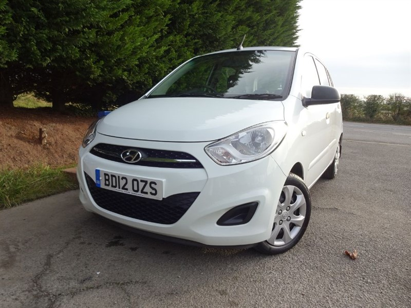 used Hyundai i10 CLASSIC in herefordshire-for-sale