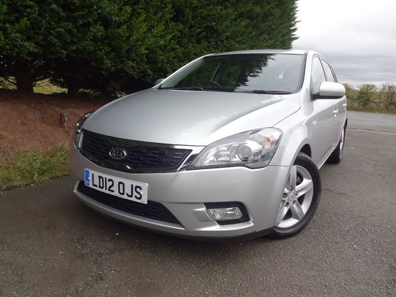 used Kia Ceed CRDI 2 ECODYNAMICS in herefordshire-for-sale
