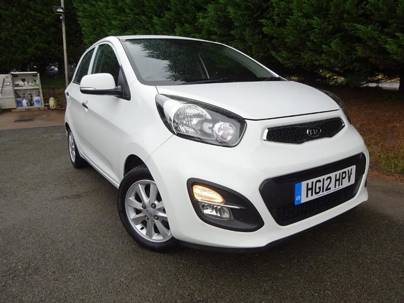 used Kia Picanto Level 2 (Automatic) in herefordshire-for-sale