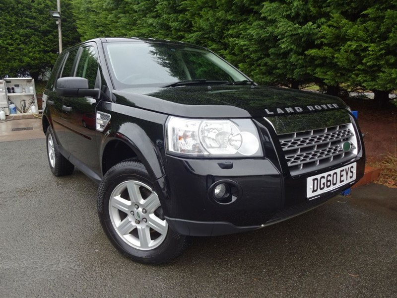 used Land Rover Freelander TD4 GS (160bhp) (4WD) in herefordshire-for-sale